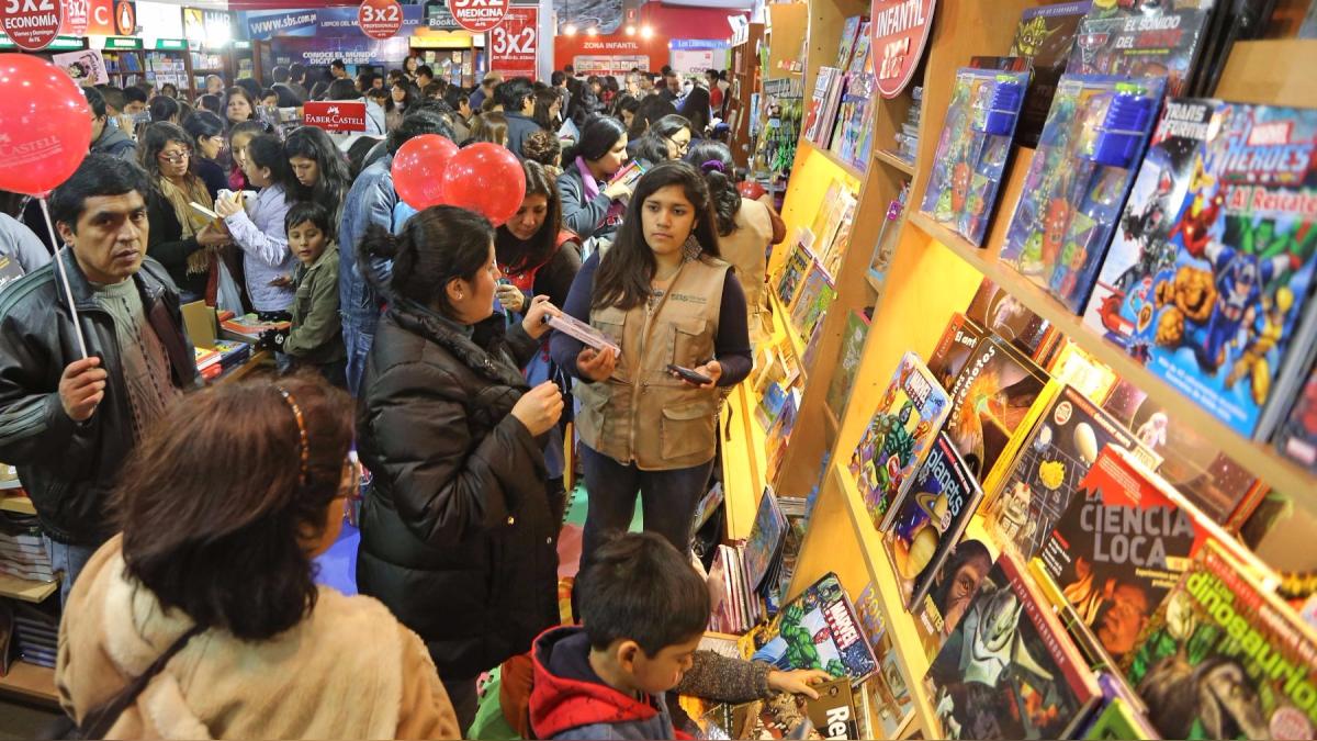 Pese a las reciente estadísticas del Gobierno sobre la lectura en el Perú, Fuguet cree que hay