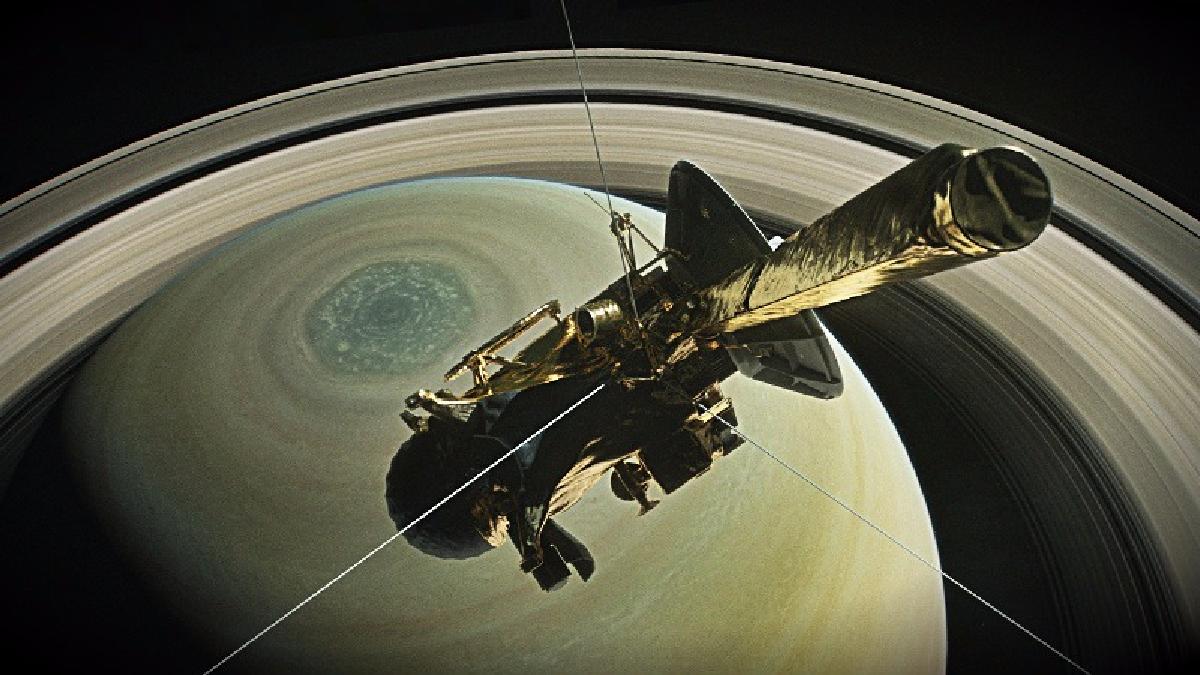 La sonda realizará 22 inmersiones entre el planeta y sus anillos, una zona que jamás ha sido explorada.