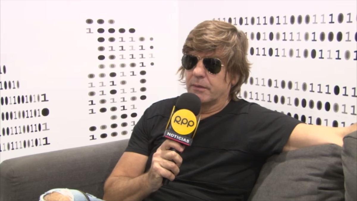 Mario 'Pájaro' Gómez habló con RPP Noticias.