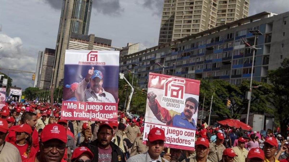 Desde hace más de dos semanas, opositores y oficialistas toman las calles de Venezuela para apoyar o rechazar el gobierno chavista.