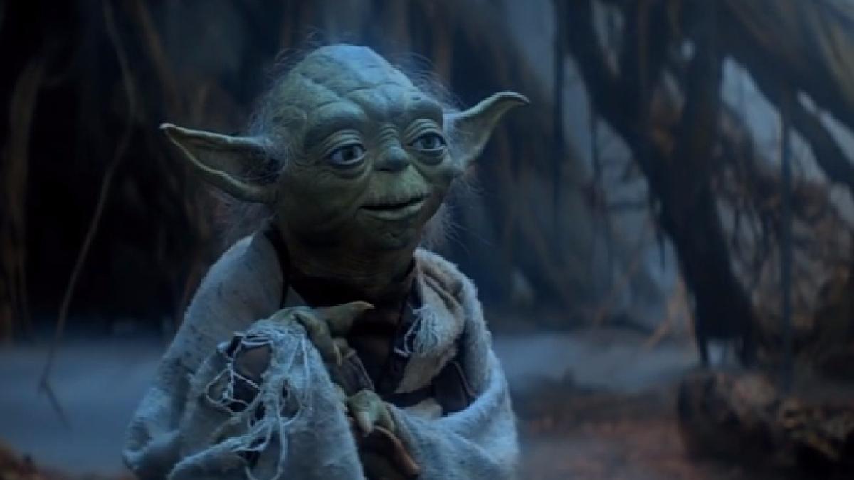 Nunca viene mal cerrar una nota (y el día) con las enseñanzas del Maestro Yoda.