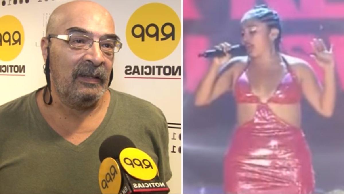 El cantante culpó al equipo de producción por permitir la pésima interpretación del popular tema.