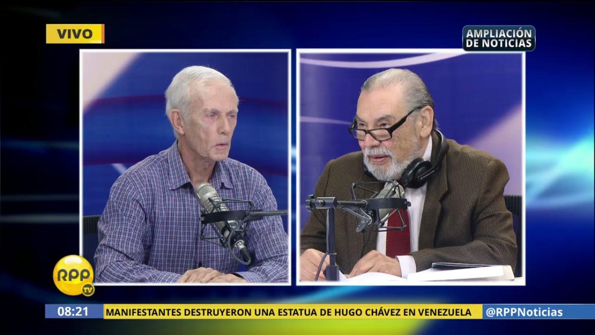 Thissen contó en RPP Noticias cómo nació su interés por la obra de Mariátegui y el proyecto de hacer una biografía.