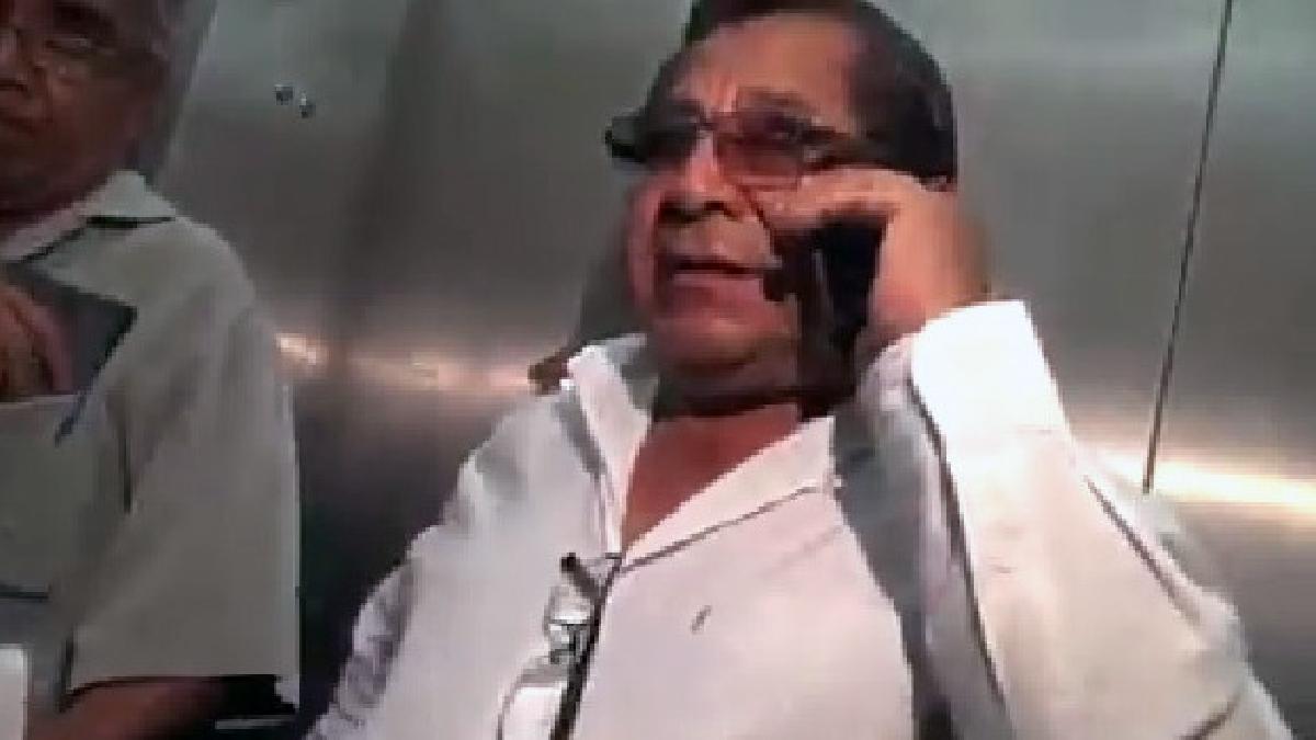 Gobernador encargado de Áncash, Luis Gamarra Alor.
