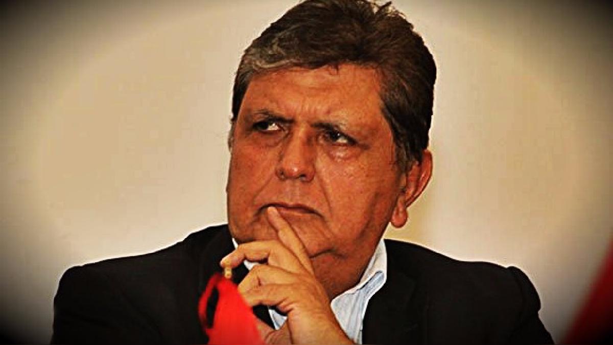 Alan García postuló a la presidencia el 2016 por cuarta vez en su vida política. Quedó en el quinto puesto con menos de un millón de votos (894,278)