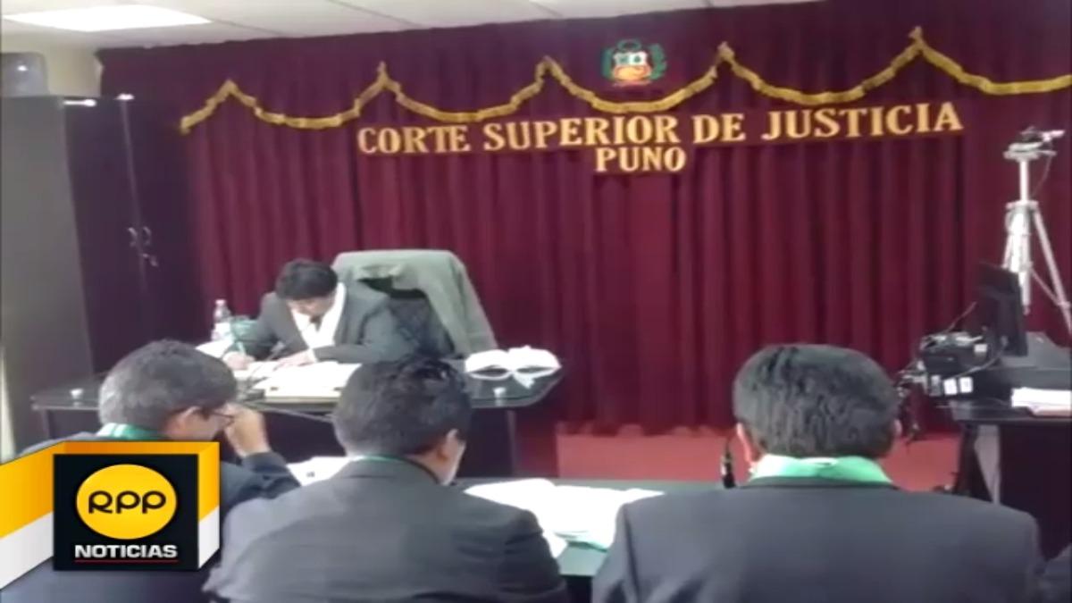 Familiares de mujer policía consideraron desproporcional el fallo del juez.