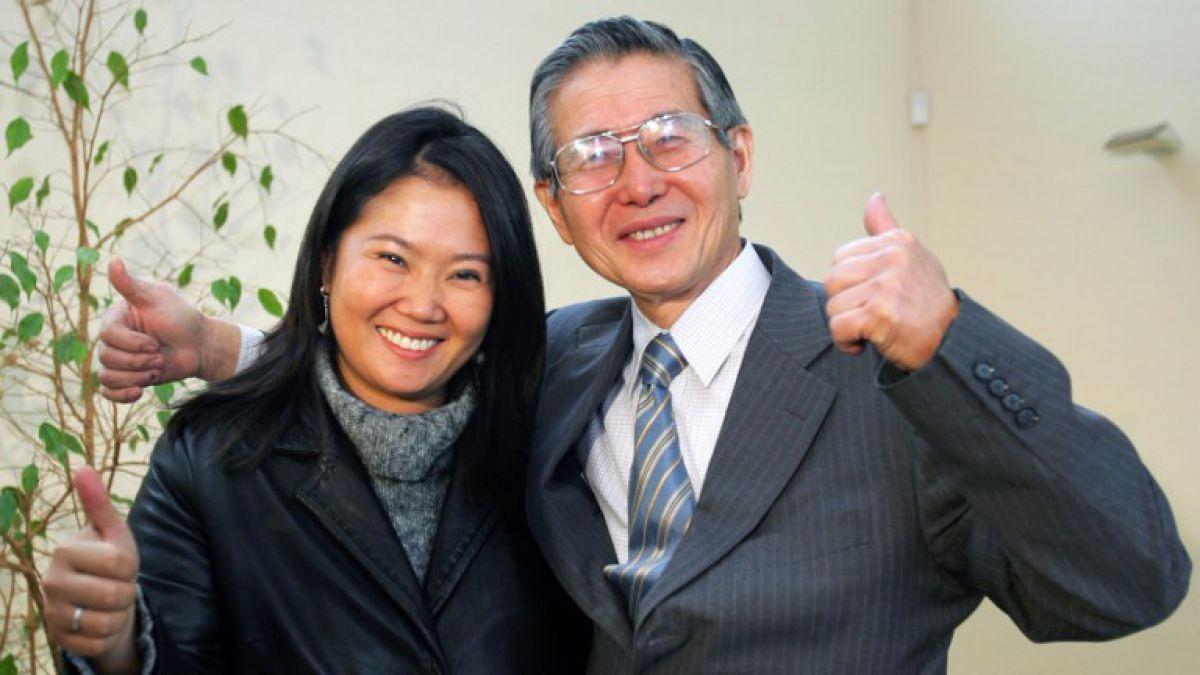 Keiko Fujimori fue la primera dama durante gran parte del gobierno de Alberto Fujimori.