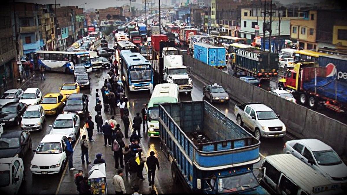 Según comentó el Jefe de Tránsito de la Policía, la infraestructura vial de la ciudad no está preparada para la cantidad de vehículos que transitan a diario.