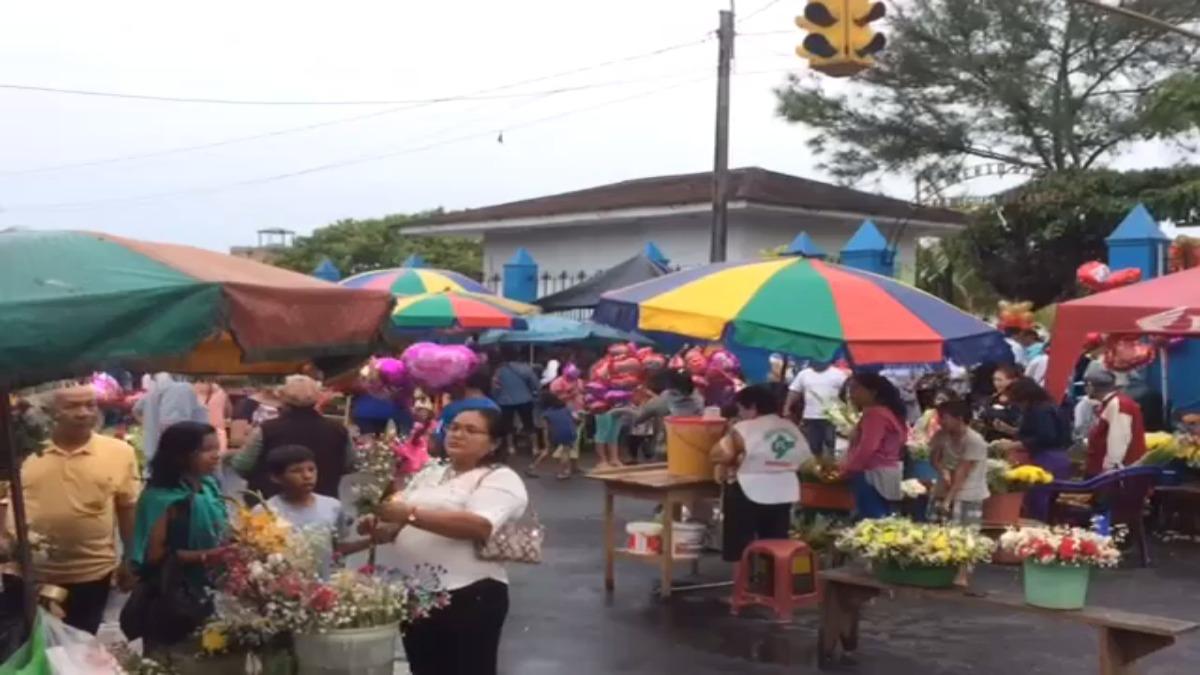 Así se festejó el Día de la Madre en Iquitos