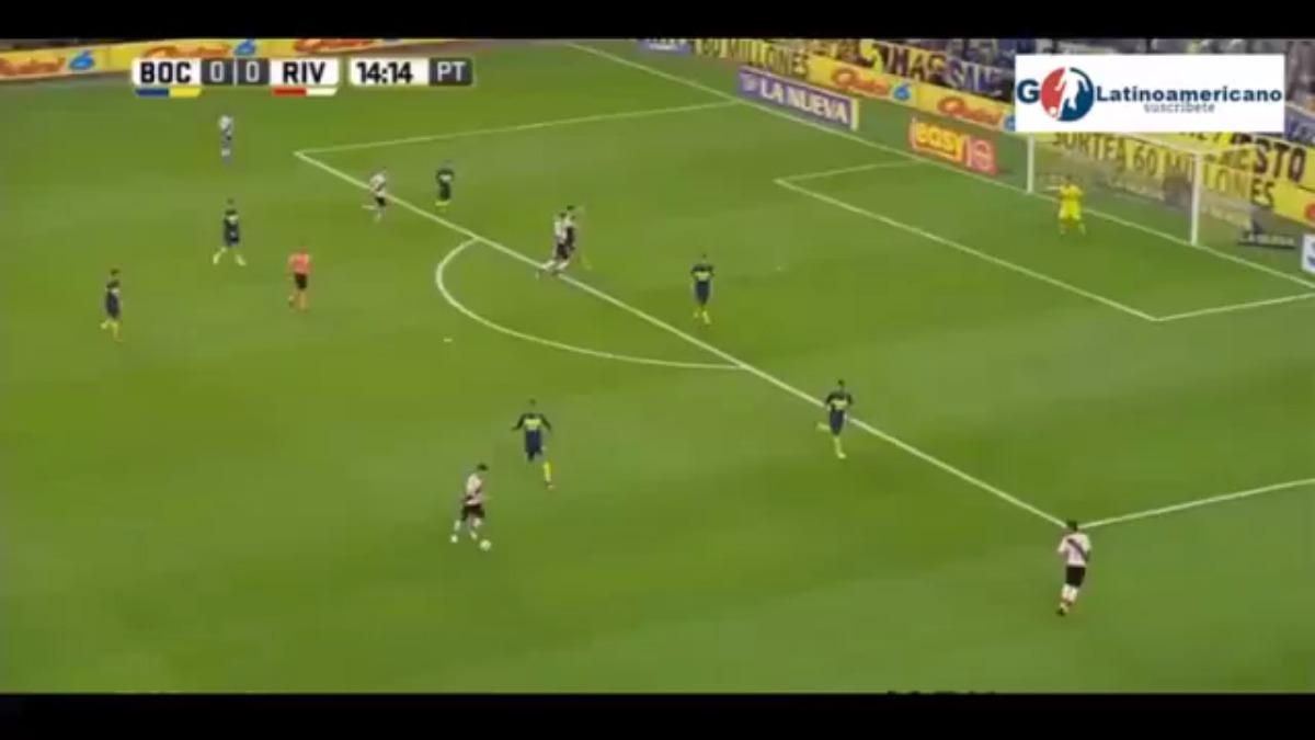 Video River Plate Venci U00f3 A Boca Juniors Y Su Hinchada