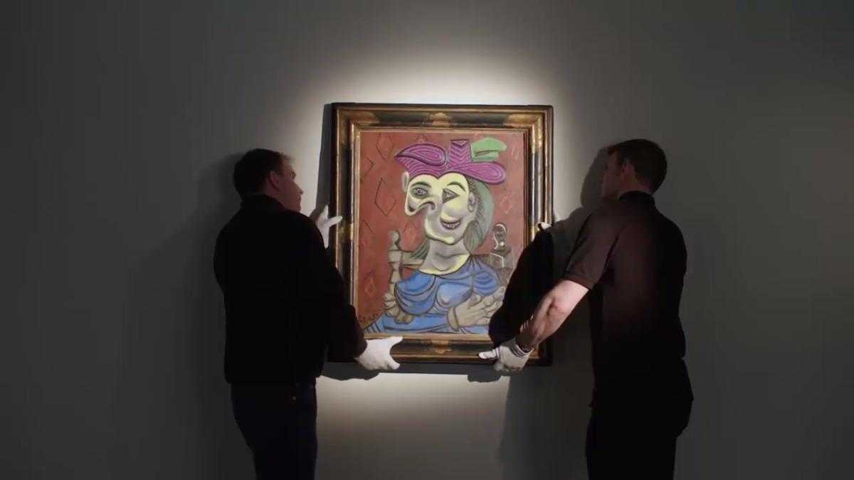 Pablo Picasso es considerado como uno de los mayores pintores del siglo XX.