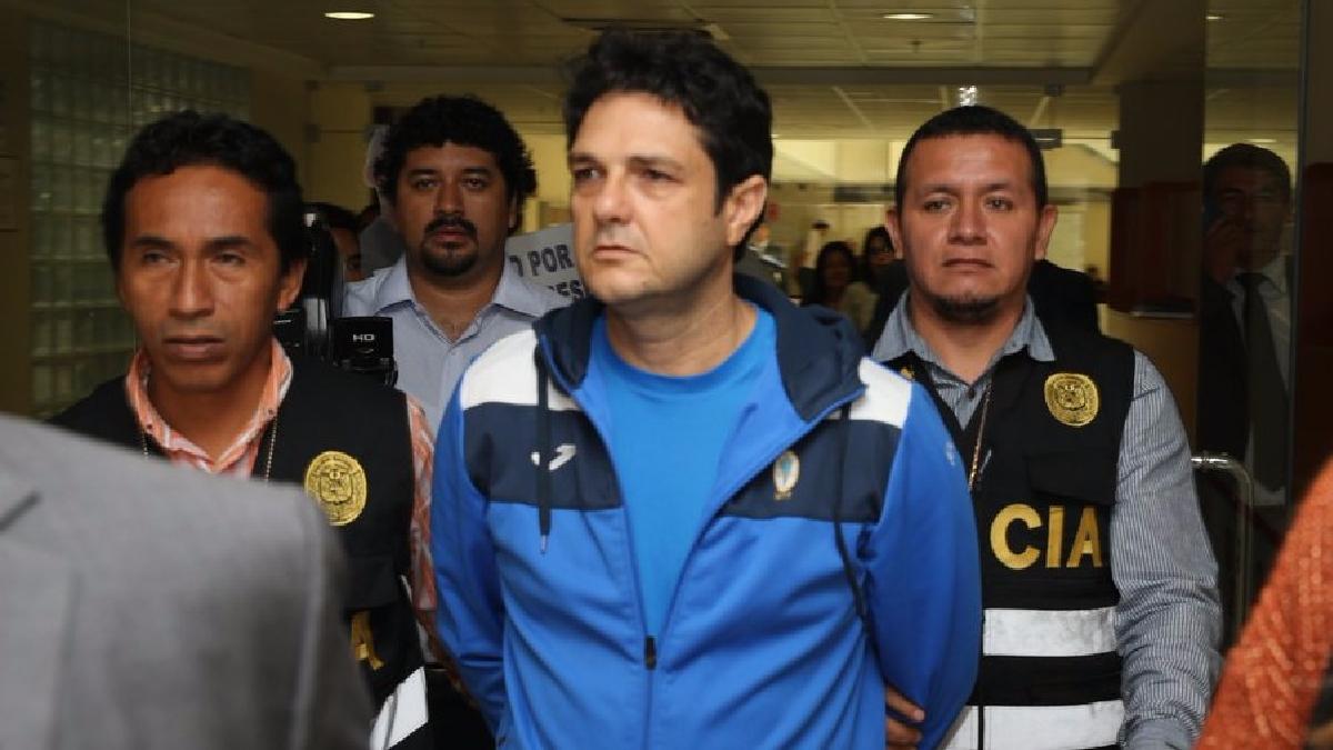 El Poder Judicial dictó una orden de detención preliminar por 48 horas contra Zaragozá Amiel y el exgobernador cusqueño Jorge Acurio.