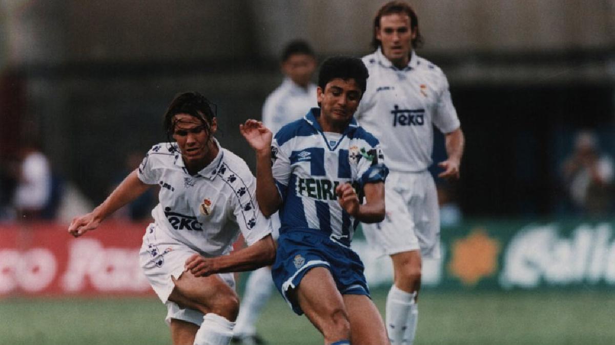 Bebeto fue figura en el Deportivo de la Coruña y ganó el Mundo de EE.UU. 94'. Estas son las imágenes de su recordada celebración.