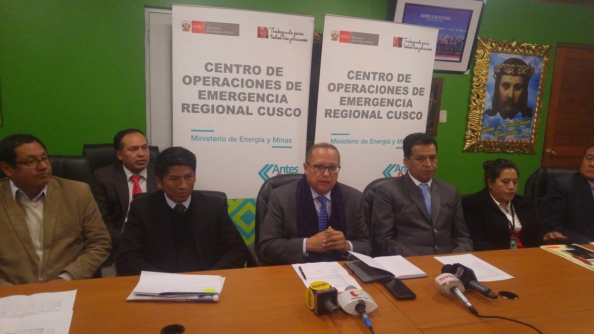 Estado cofinanciará proyecto del Gasoducto Sur Peruano, que será ejecutado como APP.