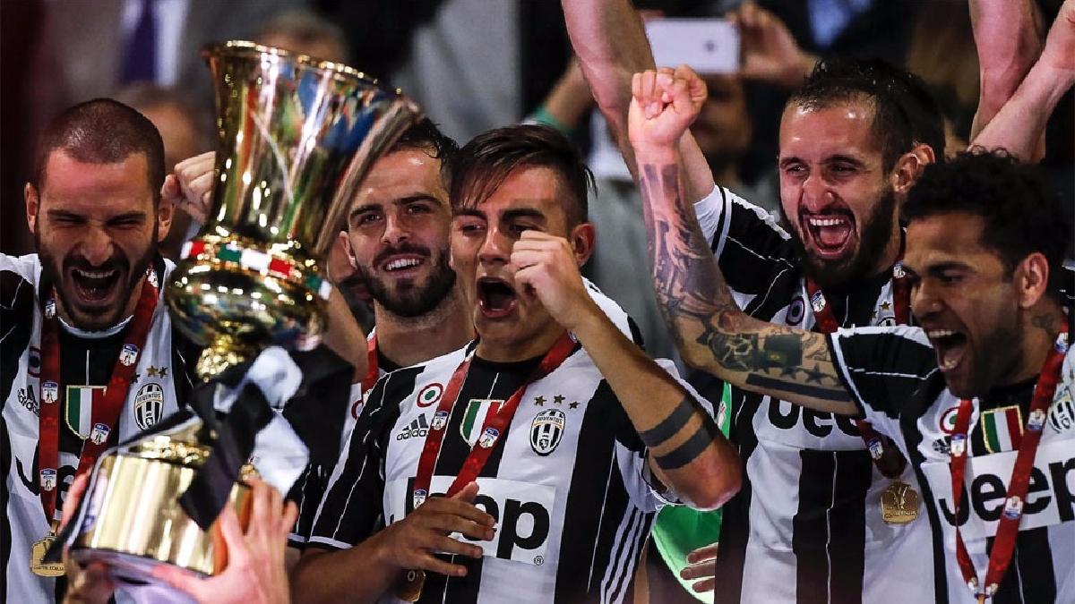 Juventus venció con marcador de 2-0 a la Lazio.