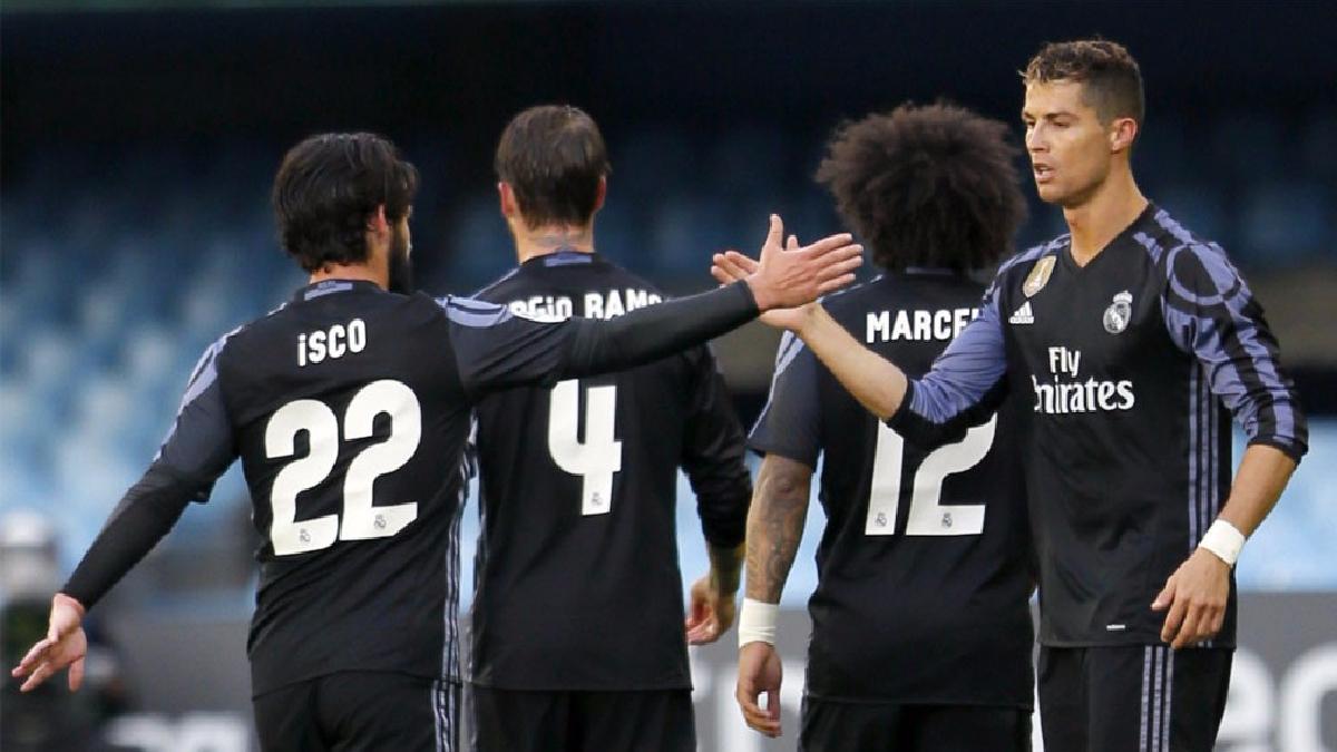 Real Madrid está cerca de coronarse campeón en España y disputará la final de la Champions League.