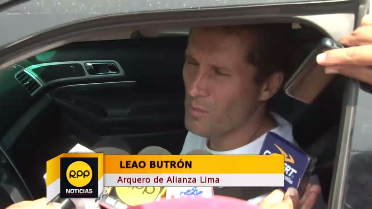 Leao Butrón superó una lesión a la rodilla y reaparecerá ante Independiente.