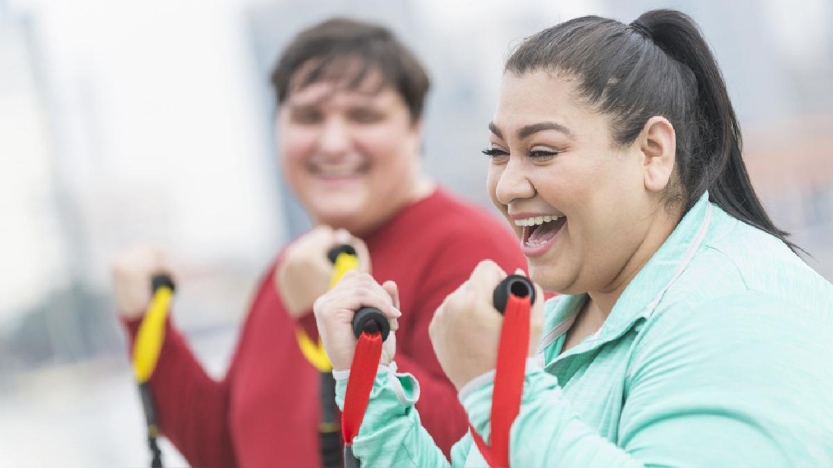Pueden darse casos en los que una persona obesa no tenga otras complicaciones, pero eso no implica que esté libre de enfermedades.