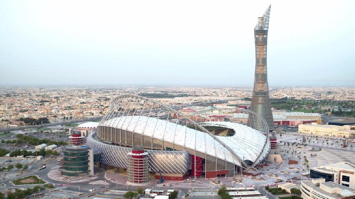 El estadio albergará partidos de hasta los cuartos de final de Qatar 2022.