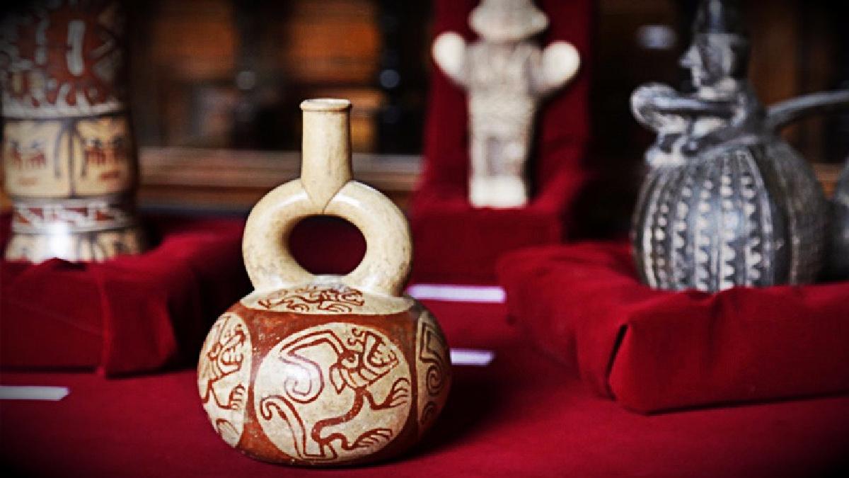 Las piezas repatriadas pronto serían exhibidas en museos de todo el país.