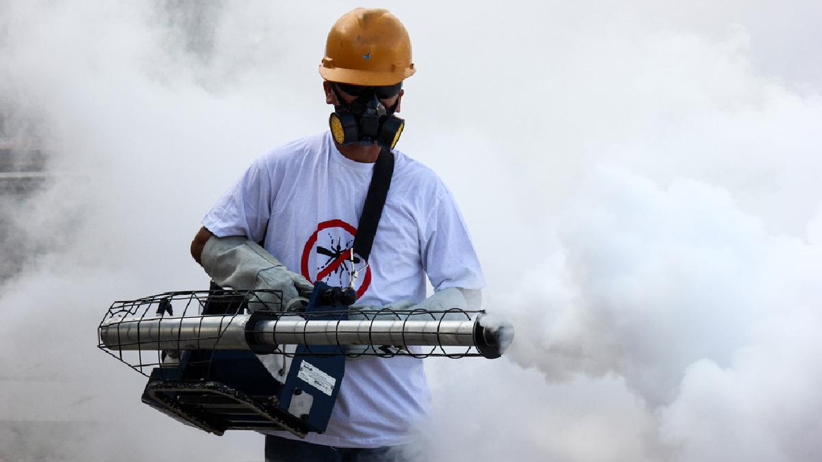 En lo que va del año suman 796 000 fumigaciones realizadas en 10 regiones.