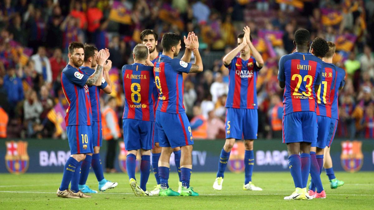Revive los goles del partido entre Barcelona y Eibar