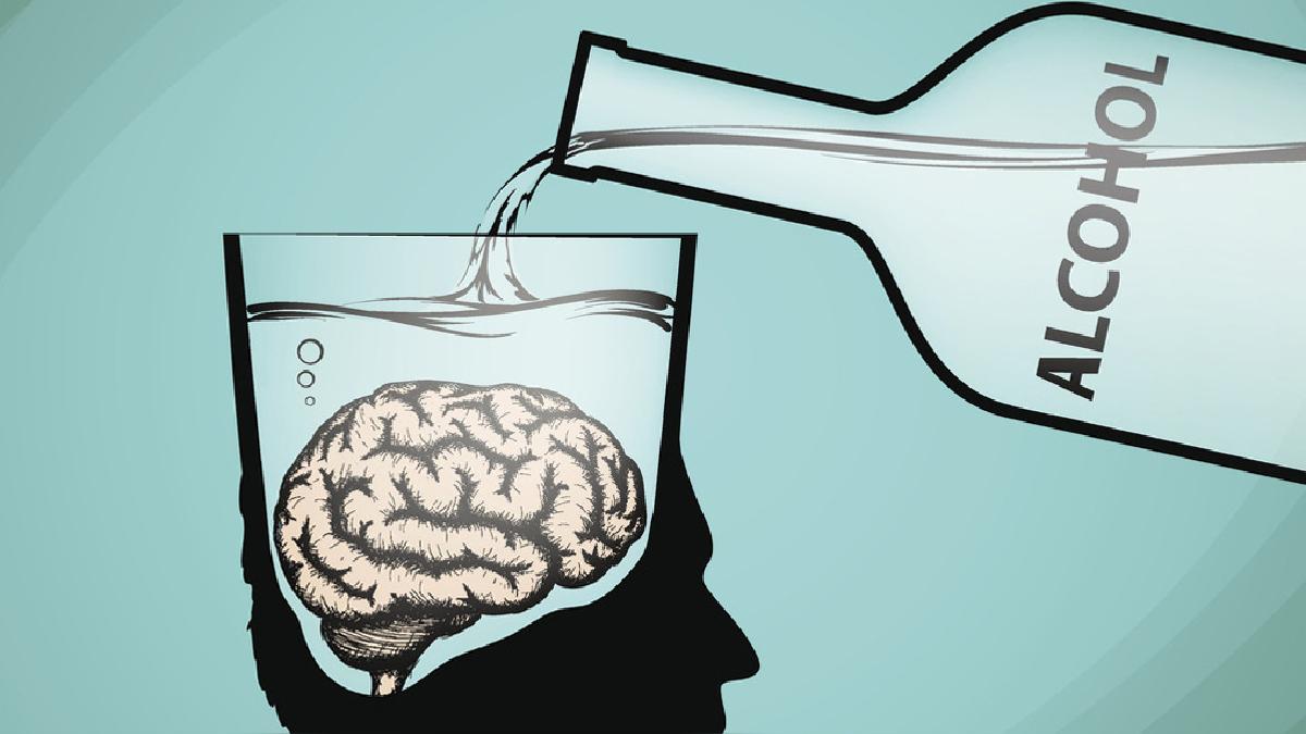 La gente joven con sobrepeso y que además consume alcohol o drogas, son más propensas al envejecimiento cerebral precoz.