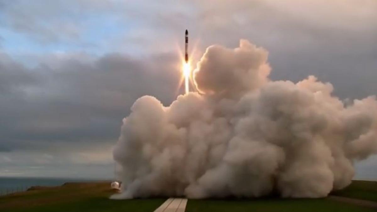 Se trata de la primera misión realizada desde una plataforma privada.