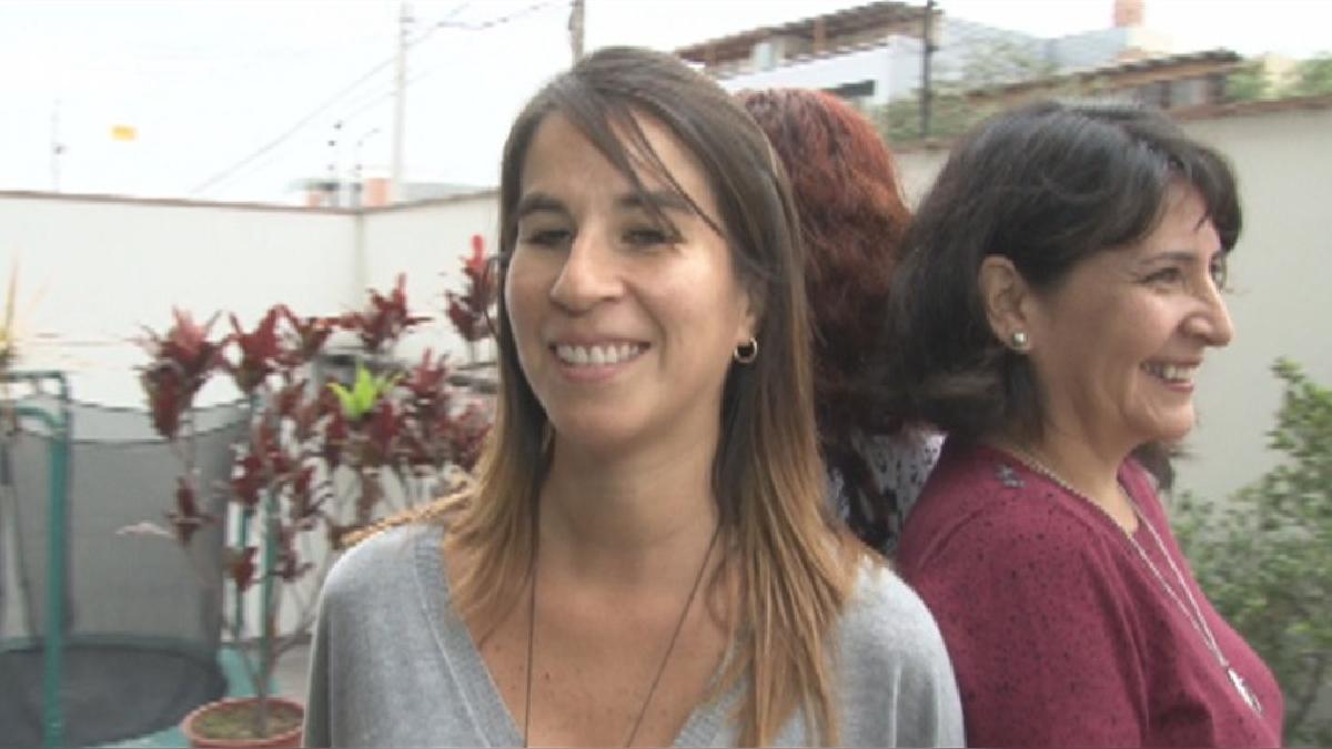 Úrsula, Patricia y Alejandra son tres madres que participan en Thaniyay, un grupo de ayuda mutua para padres de hijos fallecidos.