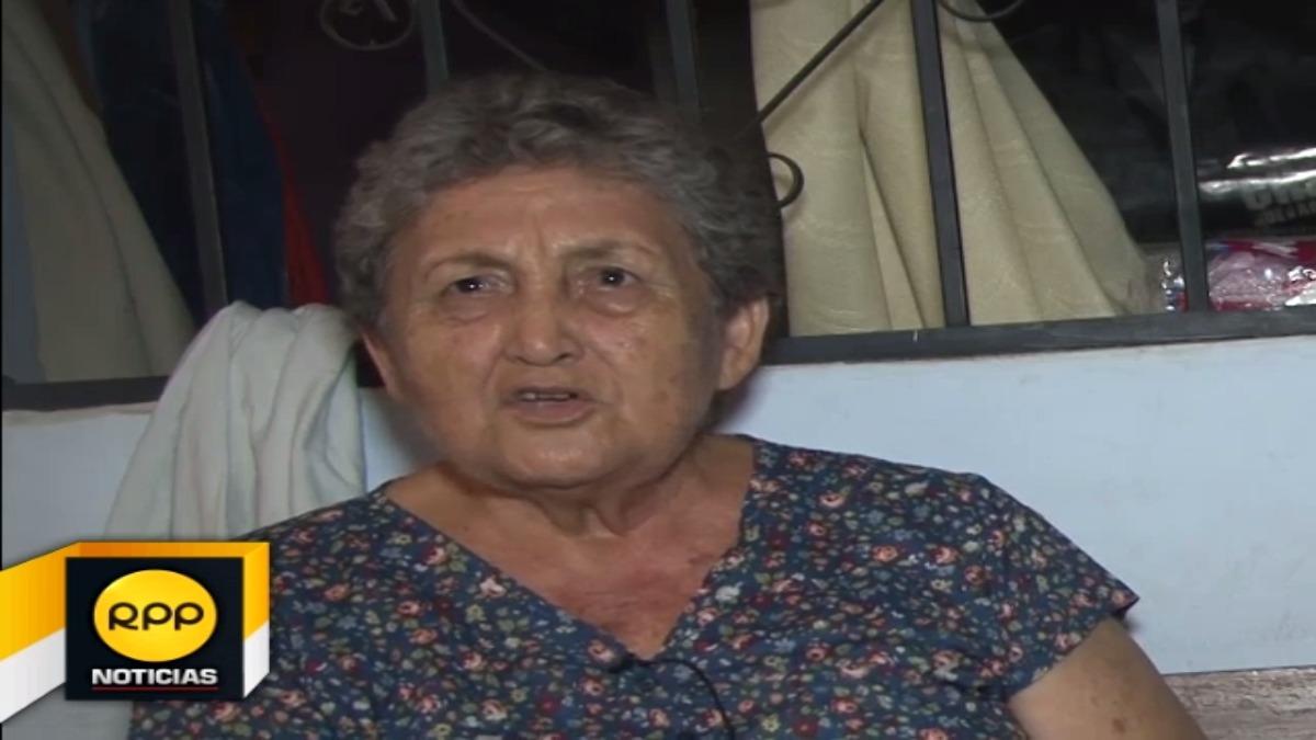 Declaraciones de Elia Sofia Tuanama, mamá de Maricela Pizarro Tuanama, sobre la situación que afrontan tras el atentado que acabó con la vida de su hija.