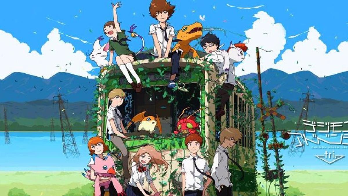 Digimon Adventure Tri vuelve el 30 de setiembre.