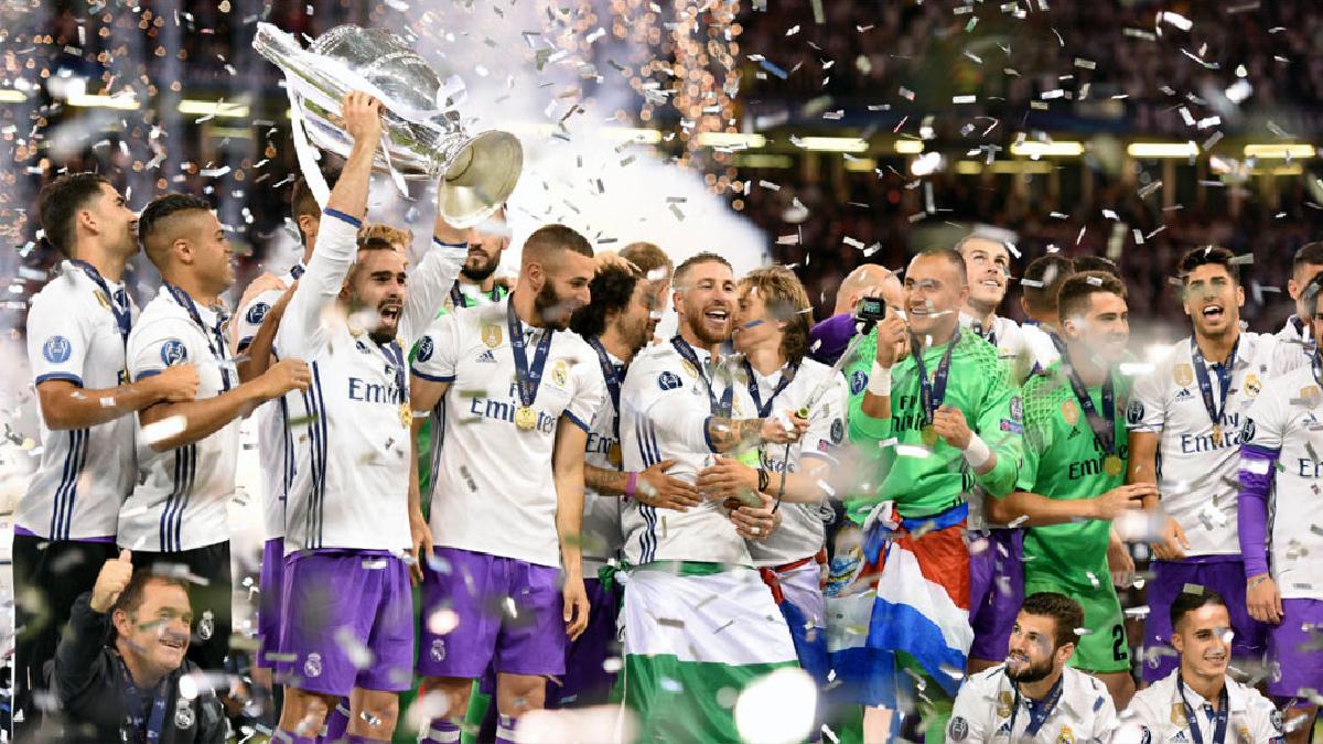 El Real Madrid gana la duodécima Champions League.