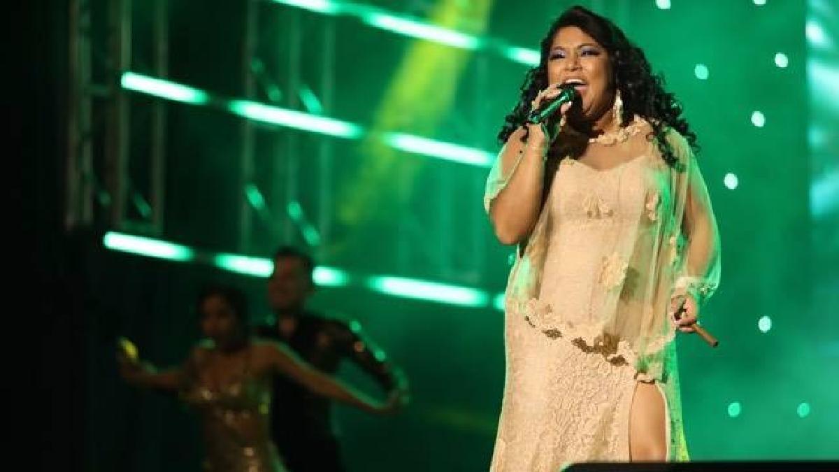 Carmen Castro interpreta 'Mi mayor venganza ', de La India.