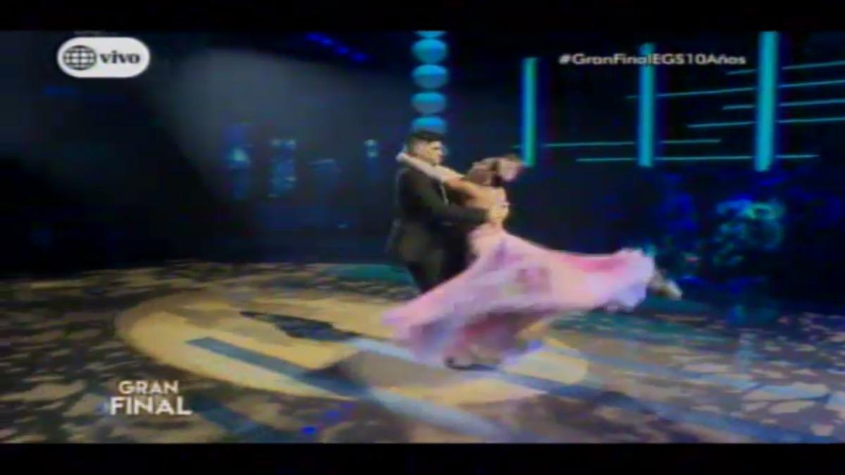 El baile de Diana y Maylor que cautivó a los jueces.