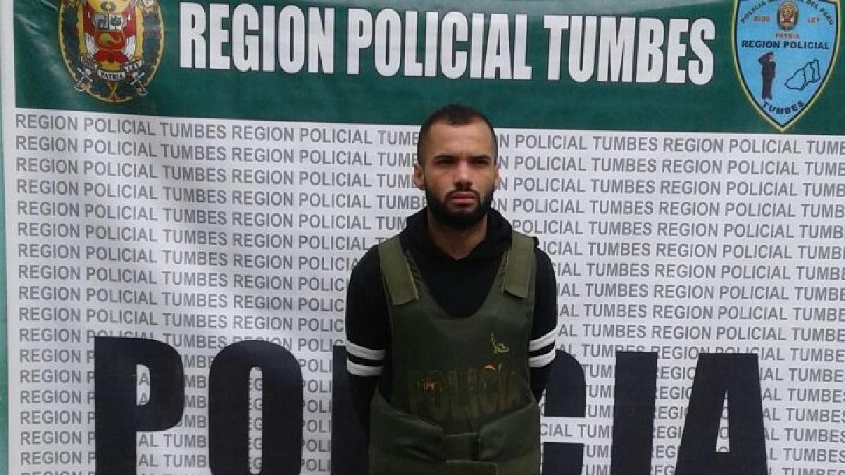 El detenido es requerido por la justicia de la República de Panamá.