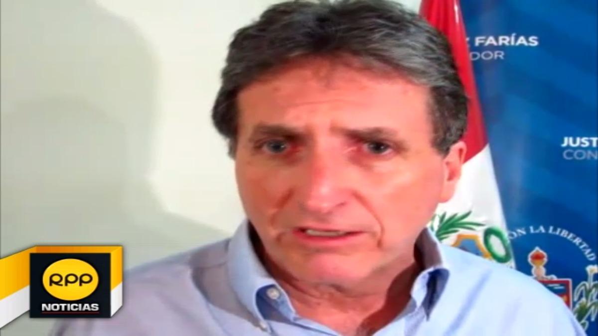 Pablo de la Flor llegó a Trujillo para participar en una serie de actividades.