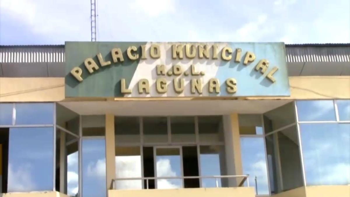 Pobladores de Lagunas acatan una huelga desde hace 21 días.