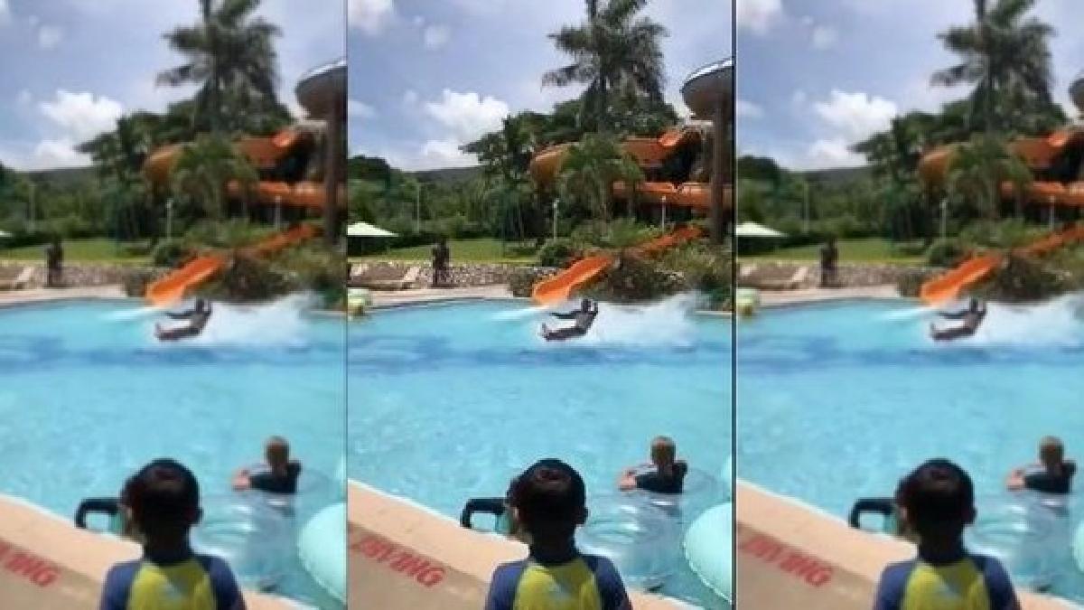 El video se volvió viral en YouTube, Facebook y Twitter
