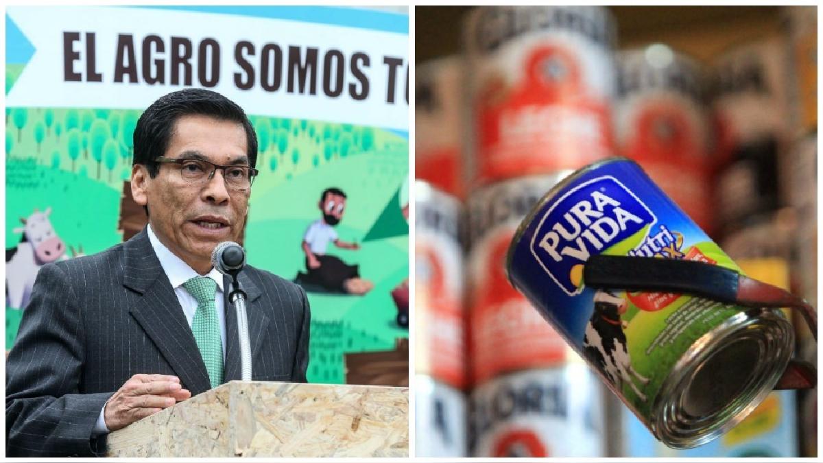 Hernández anunció que esta semana se emitirá el reglamento de la Leche y Productos Lácteos, trabajado por la Dirección General de Ganadería.