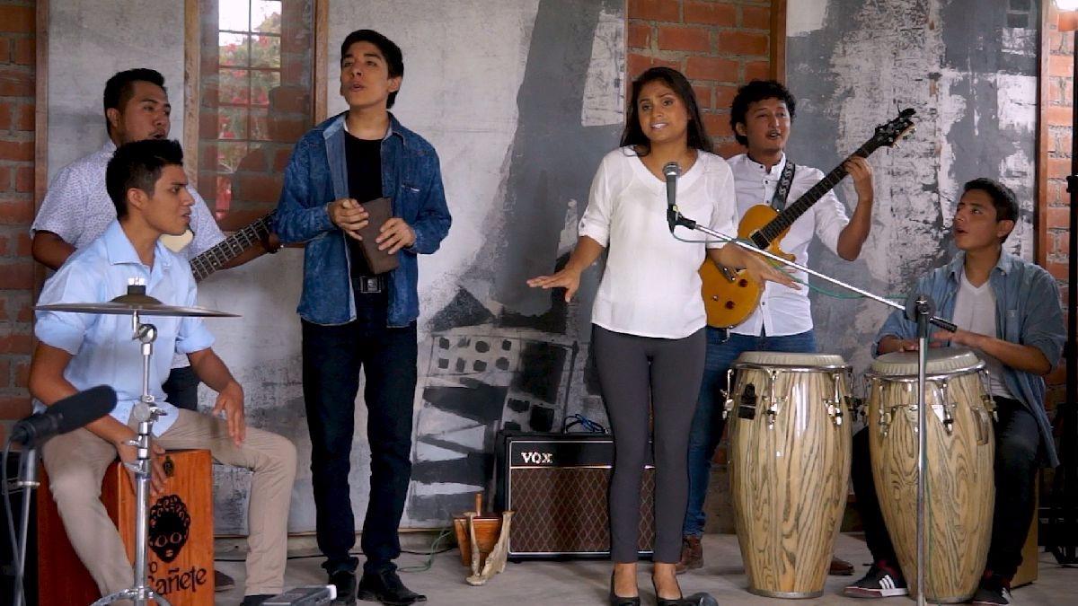 Escucha la versión de 'Zamba malató' de los jóvenes músicos del Centro Cultural de la Memoria que dirige Susana Baca