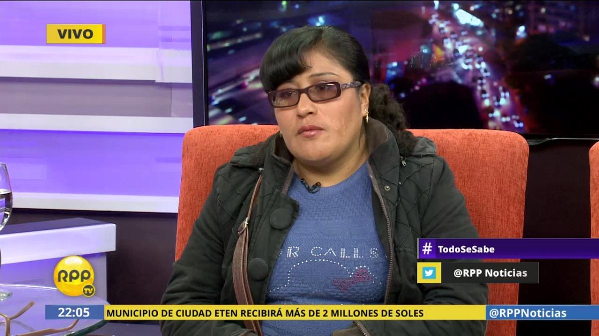 El testimonio de Ofelia Jaramillo en RPP Noticias