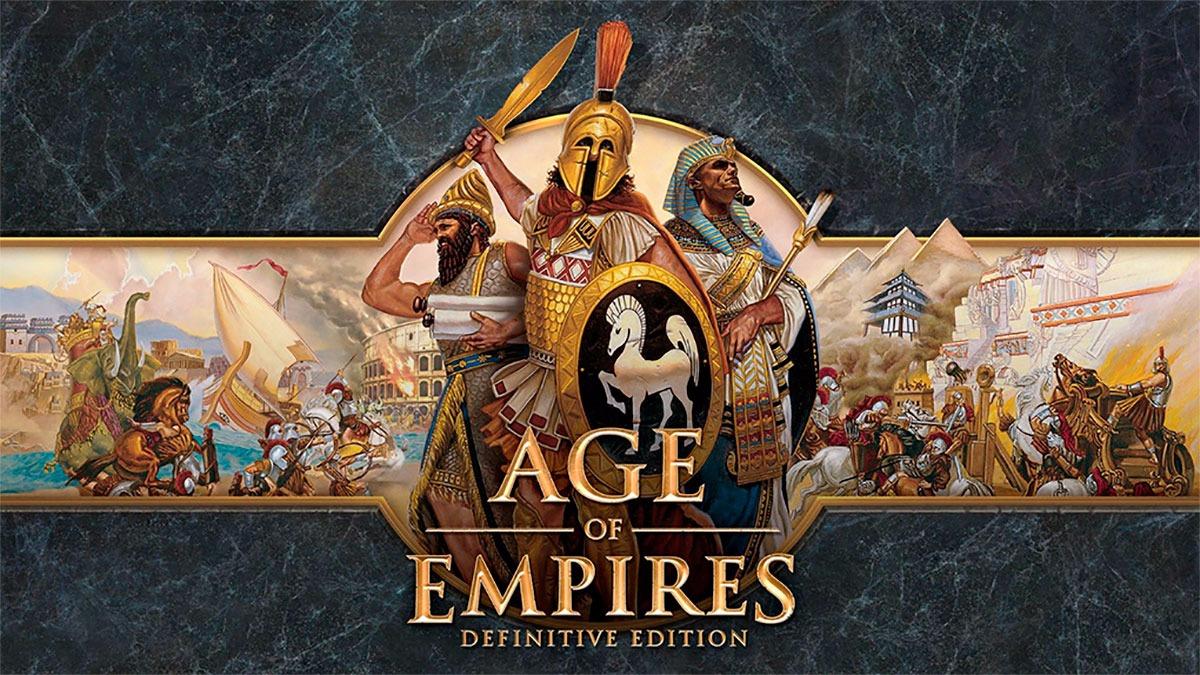 Age of Empires estará de vuelta en su 20 aniversario.