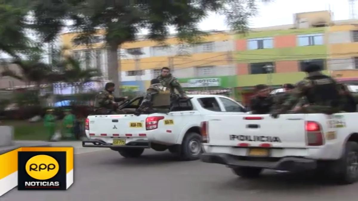 La Policía detuvo a 28 miembros de 'Los Injertos de Nuevo Ayacucho'. Estima que hay al menos 50 asesinatos relacionados a la banda criminal.