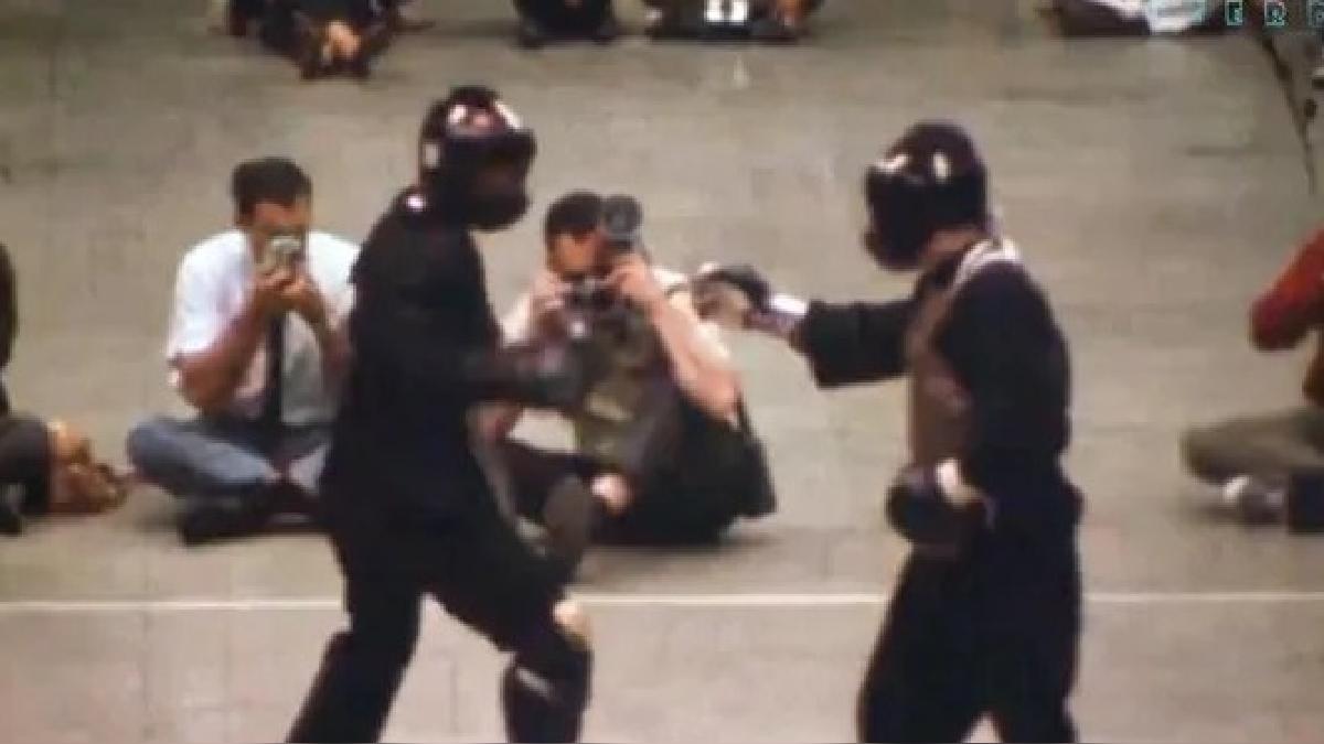 En YouTube se publicó la única grabación de una pelea real de Bruce Lee
