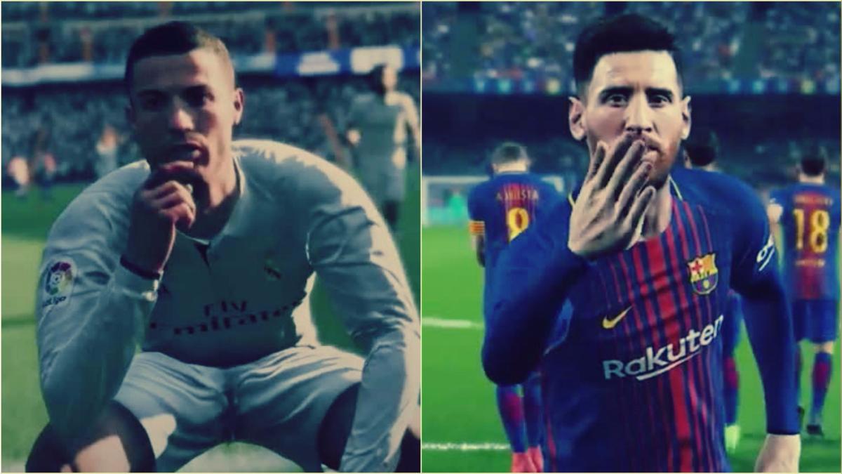 Así son los anticipos de los dos títulos más esperados por los seguidores del fútbol.
