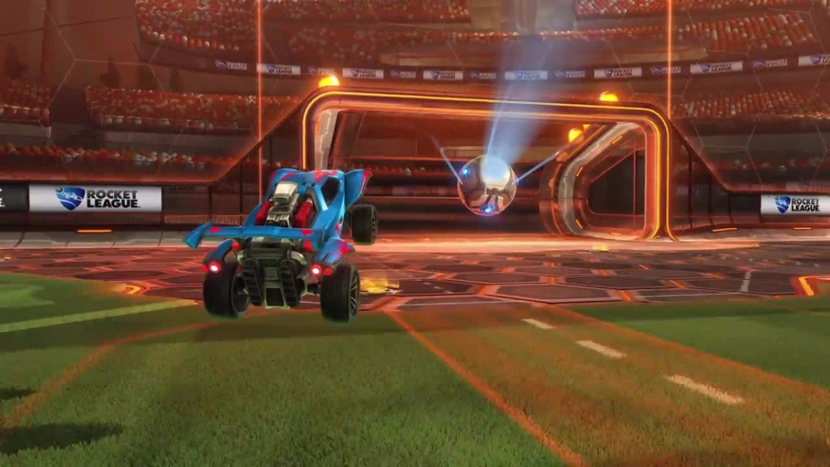 Rocket League.