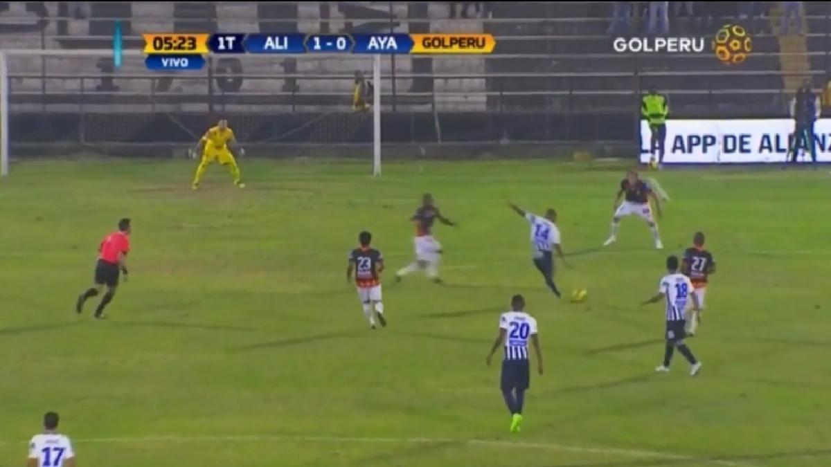Alianza Lima no ha perdido en su estadio durante la temporada 2017.