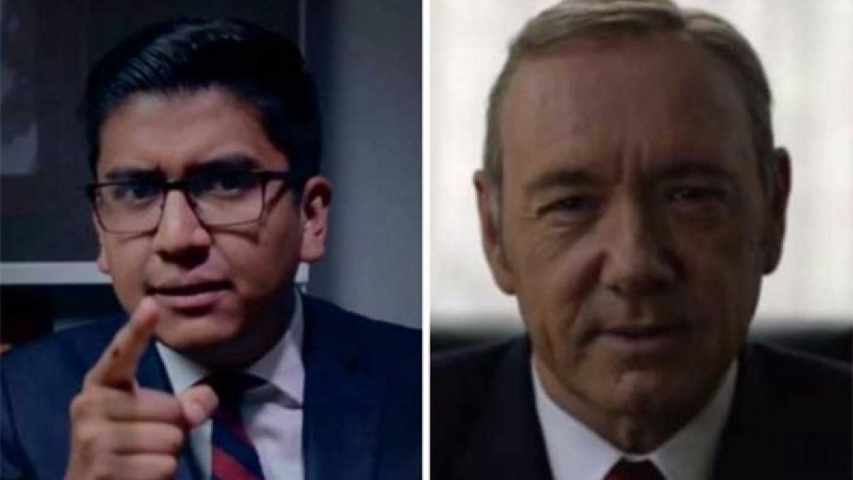El video del político mexicano se volvió viral.