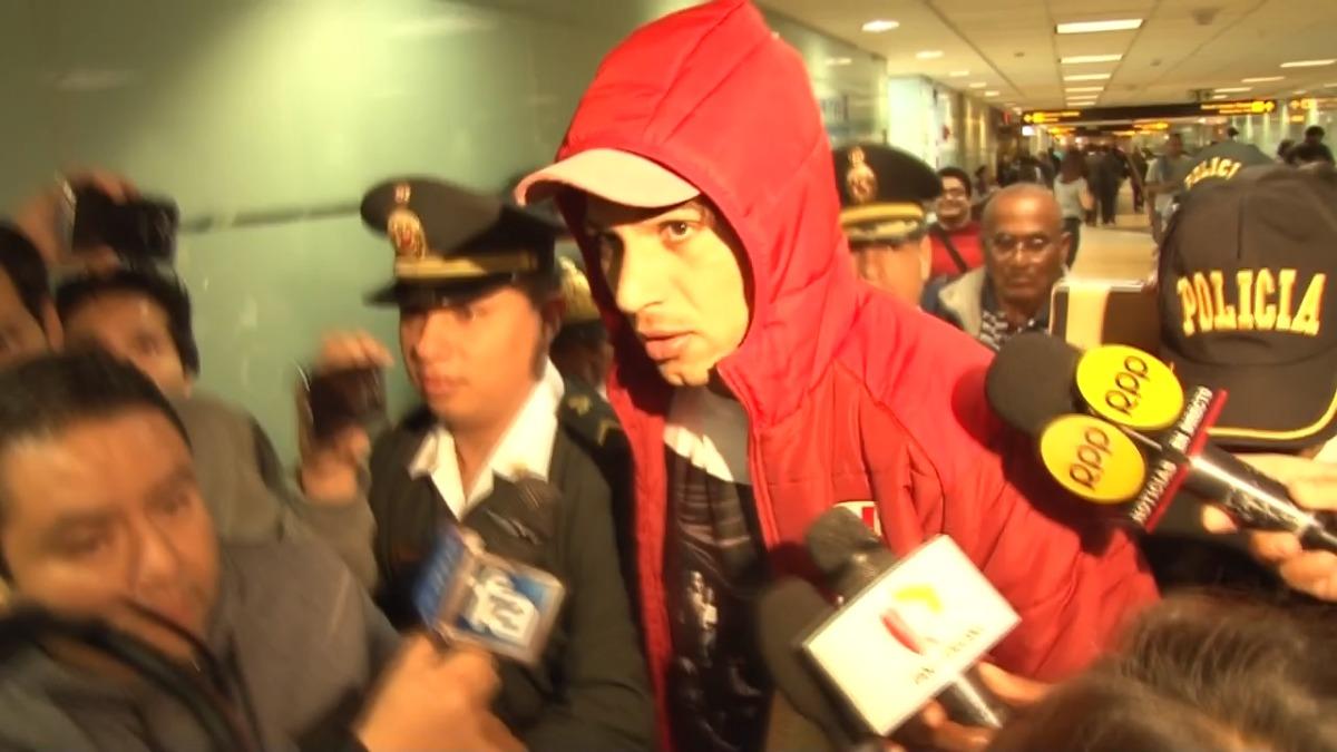 Paolo Guerrero jugó en los dos partidos amistosos de Perú (ante Paraguay y Jamaica).