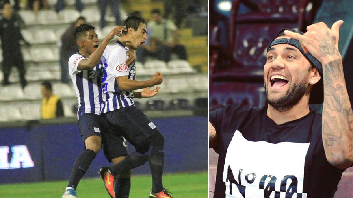 Luis Garro marcó un golazo para los íntimos, que fue el 2-0 ante Ayacucho FC.